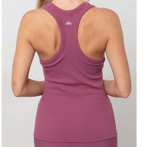 ALO Yoga Rib Support Tank Top